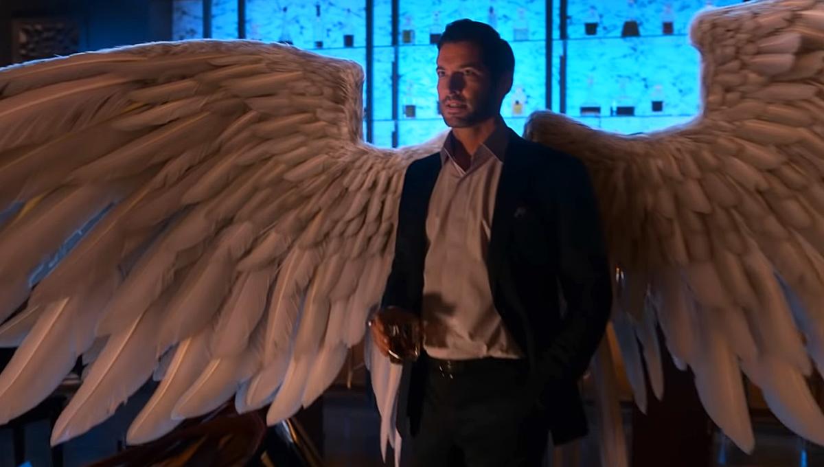 Lucifer Season 5 Trailer Teases Celestial Sibling Rivalry Den Of Geek