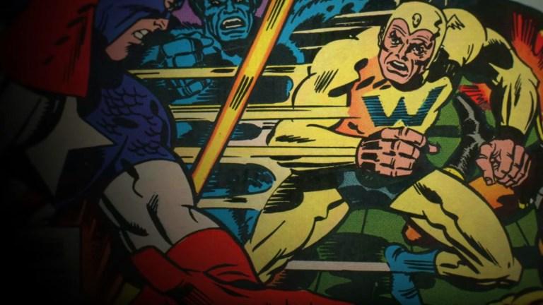 Marvel's 616, The Whizzer