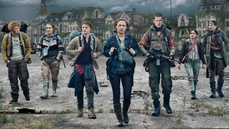 The Cast of The Rain on Netflix