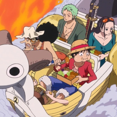 One Piece: Punk Hazard Arc