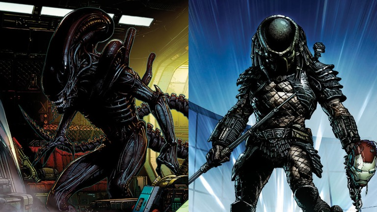 Marvel's Alien and Predator