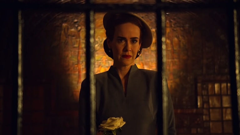 Ratched Sarah Paulson Enjoys Lobotomies In Final Trailer For Netflix Series Den Of Geek