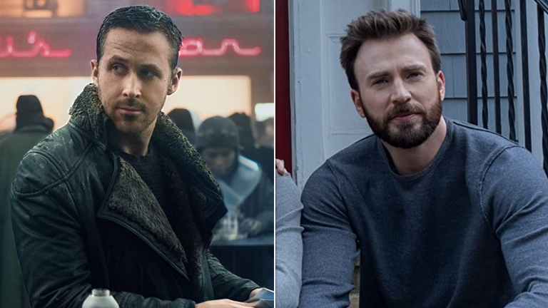 Ryan Gosling in Blade Runner 2049, Chris Evans on Defending Jacob