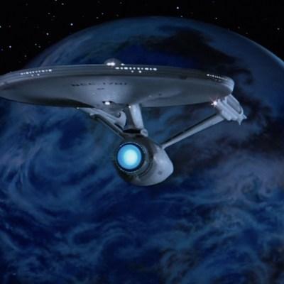 Star Trek II: The Wrath of Khan Enterprise
