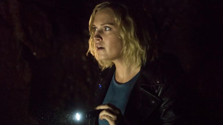 Clarke in The 100 Season 7
