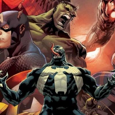 Venom in King in Black #1
