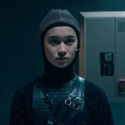 Beatrice in Warrior Nun