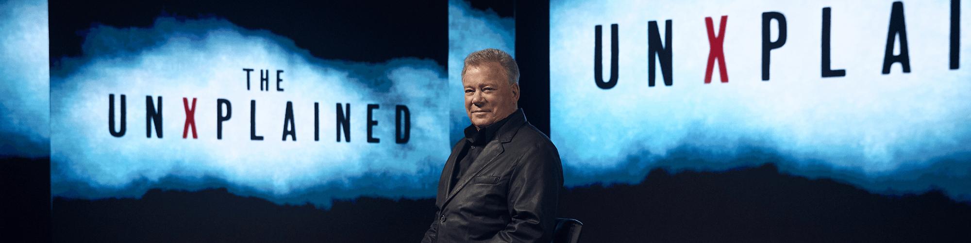 William Shatner: The UnXPlained