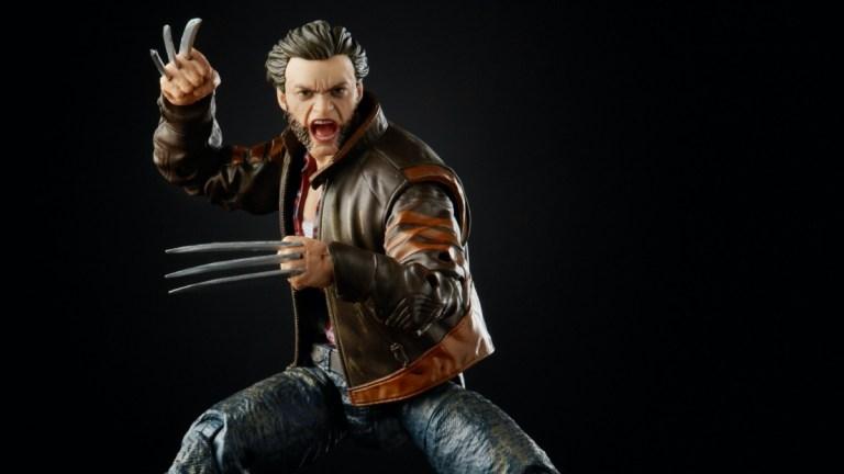 Marvel Legends Hugh Jackman Wolverine figure