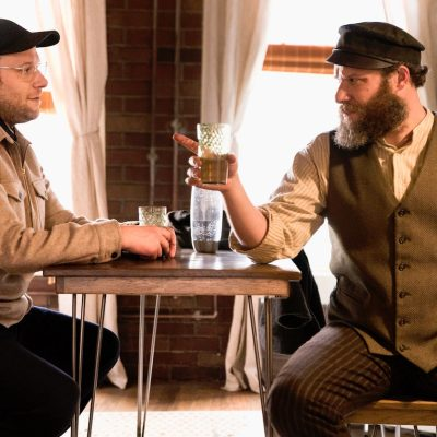 An American Pickle Review: A Tale of Two Seth Rogen Comedies
