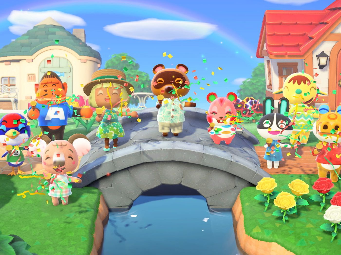 Animal Crossing: New Horizons is the Second Best Selling Nintendo Switch Game