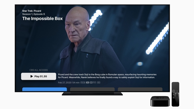 Apple TV+ CBS All Access Showtime