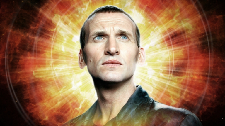 Christopher Eccleston Big Finish Doctor Who cropped
