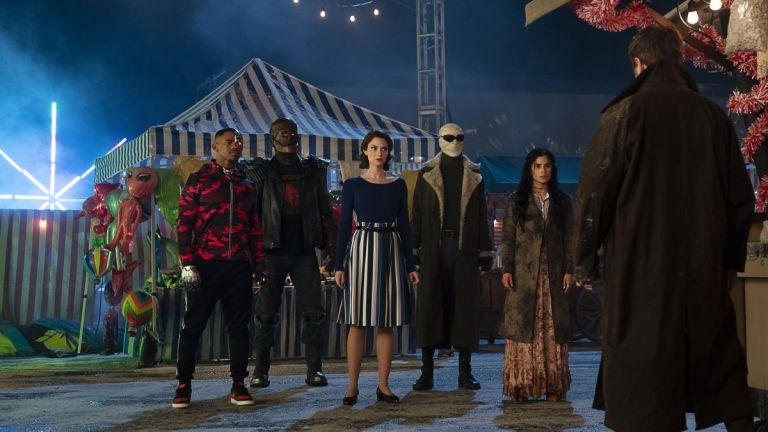 Doom Patrol Season 2 Ending Explained Den Of Geek