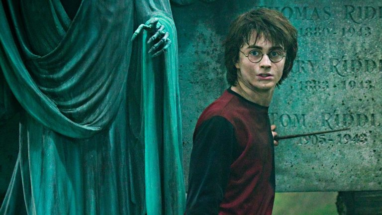 Harry Potter Streaming Peacock
