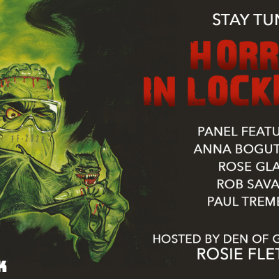 Horror in Lockdown Panel