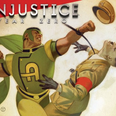 Injustice Year Zero Chapter 3