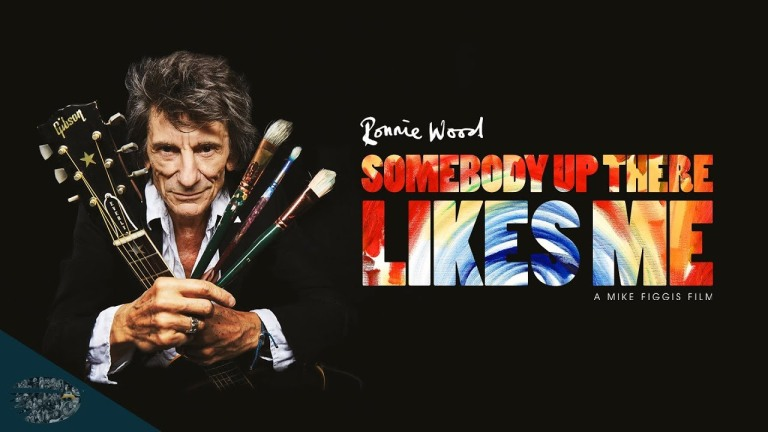 Ronnie Wood Somebody Up There Likes Me