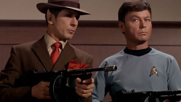 "Star Trek ""A Piece of the Action"""