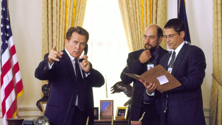 The West Wing Reunion HBO Max