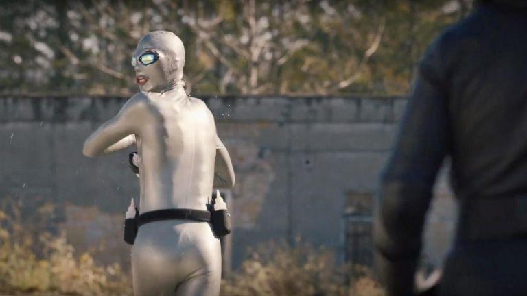Watchmen Lube Man