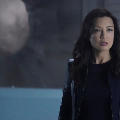 Melinda May in Agents of SHIELD