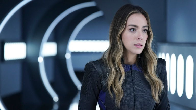 Daisy in Agents of SHIELD