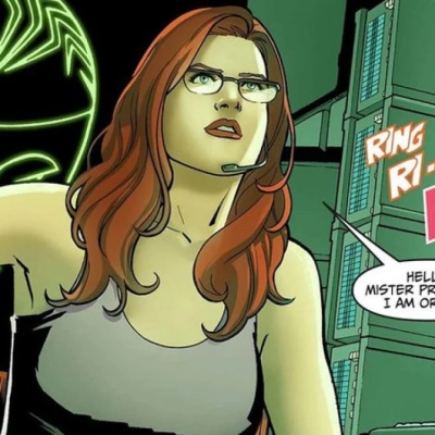 Barbara Gordon as Oracle in DC Comics