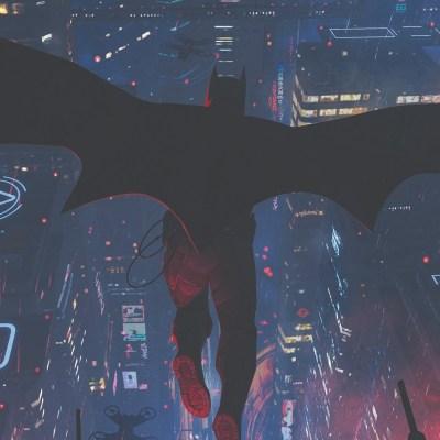 Batman John Ridley Comic