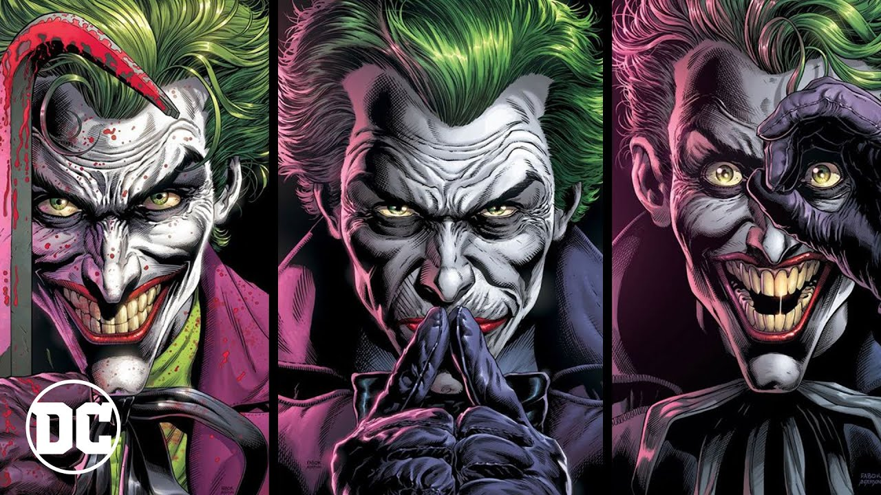 Batman Who Are The Three Jokers Den Of Geek We hope you enjoy our growing collection of hd images to use as a background or home screen for your. batman who are the three jokers den