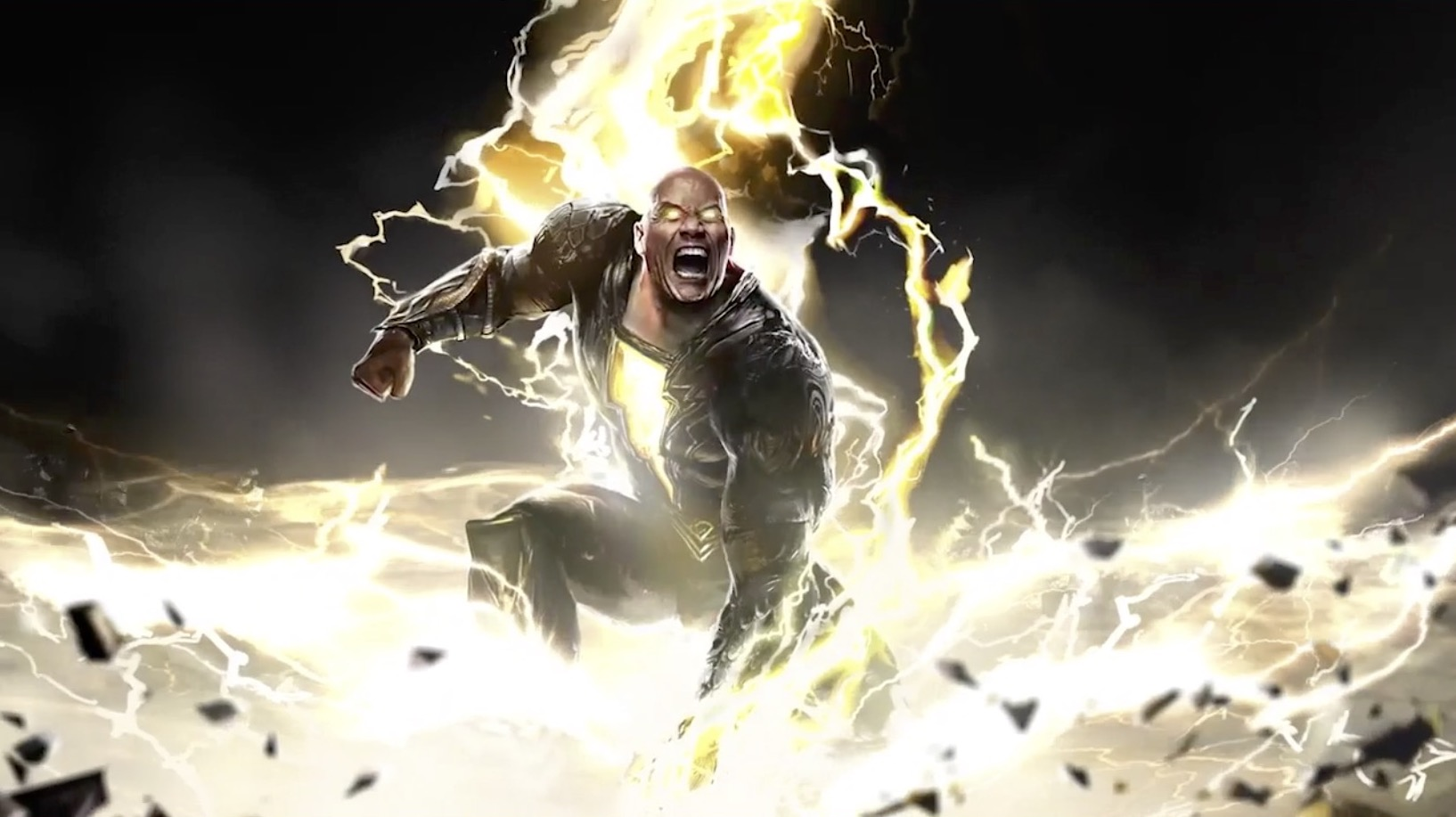 Black Adam Powers And Abilities Explained Den Of Geek