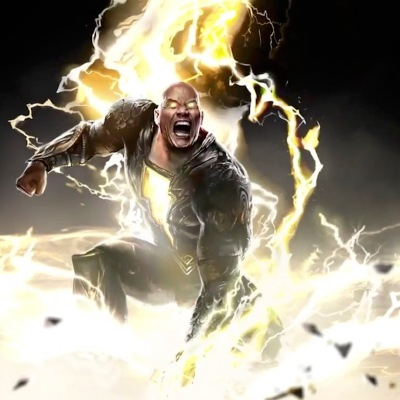 Dwayne Johnson as DC's Black Adam (Concept Art)