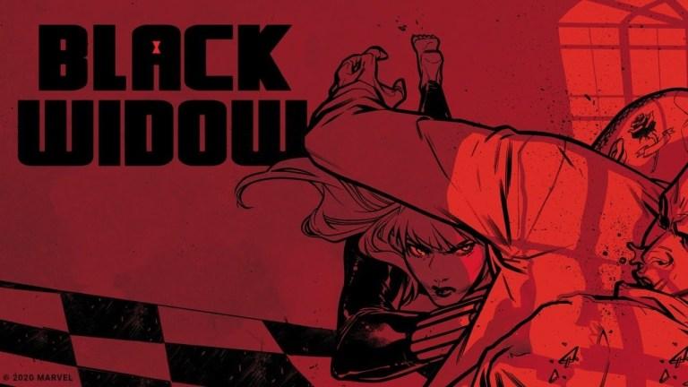 Marvel Comics New Black Widow #1