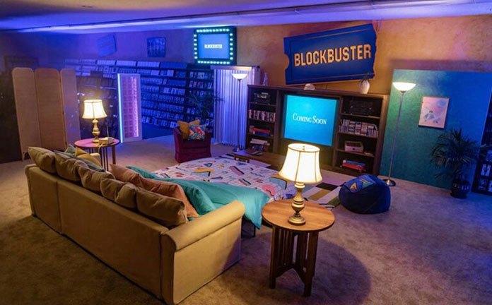 The Last Blockbuster Video Store