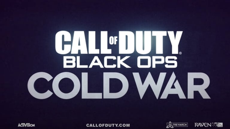 Call Of Duty Black Ops Cold War Announced Gameplay Reveal To Happen In Warzone Den Of Geek