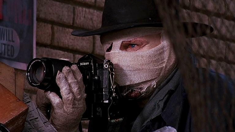 Liam Neeson in Darkman