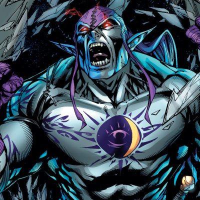 DC Comics villain Eclipso