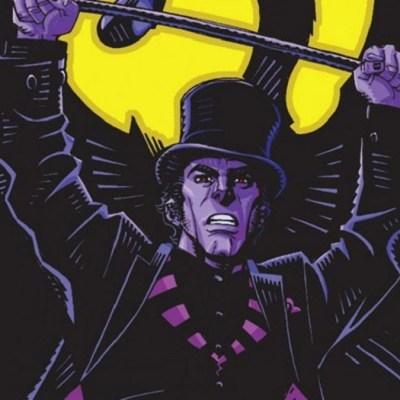 DC Comics Villain The Shade