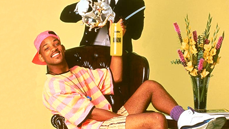 Will Smith; The Fresh Prince of Bel-Air