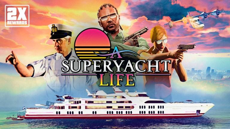 GTA Online Yacht Update