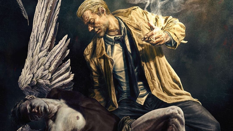 John Constantine Hellblazer: Rise and Fall