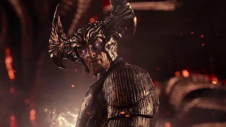 Justice League Movie villain Steppenwolf