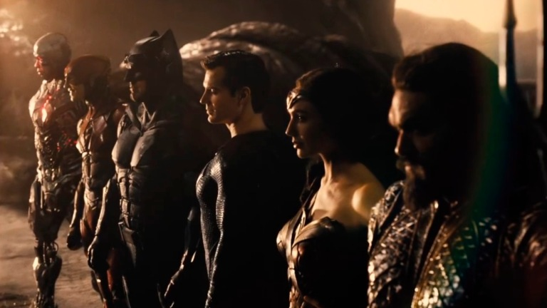 Justice League: The Snyder Cut Team Shot