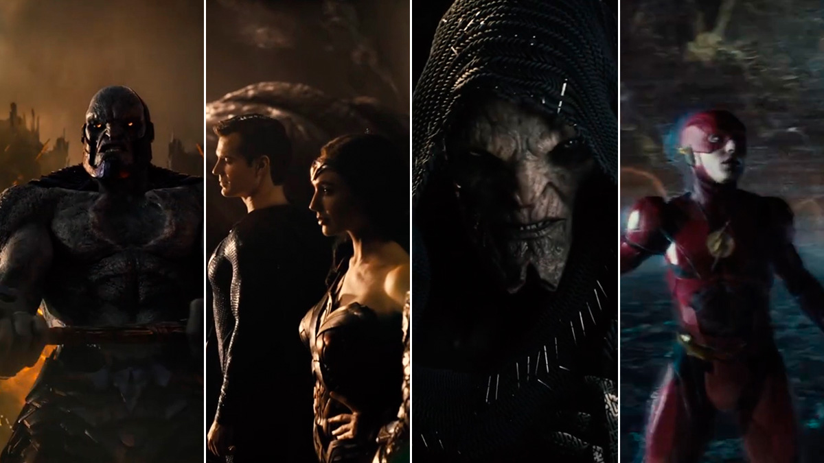 Justice League The Snyder Cut Trailer Breakdown and Analysis | Den of Geek