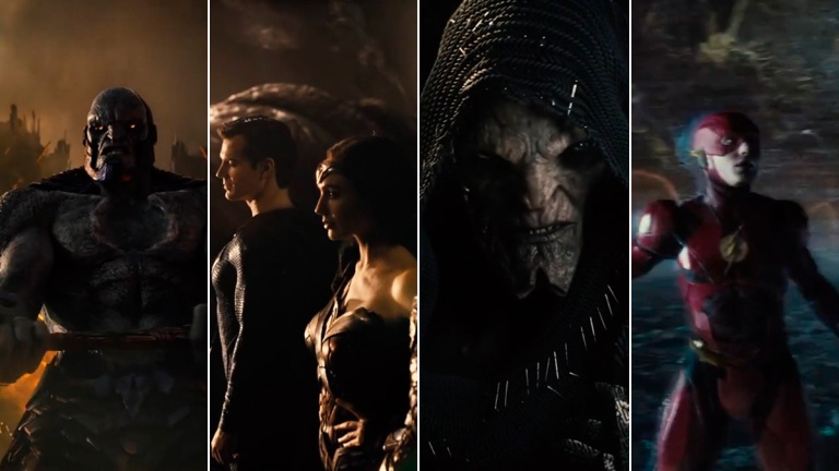Justice League: The Snyder Cut Trailer Breakdown and Analysis
