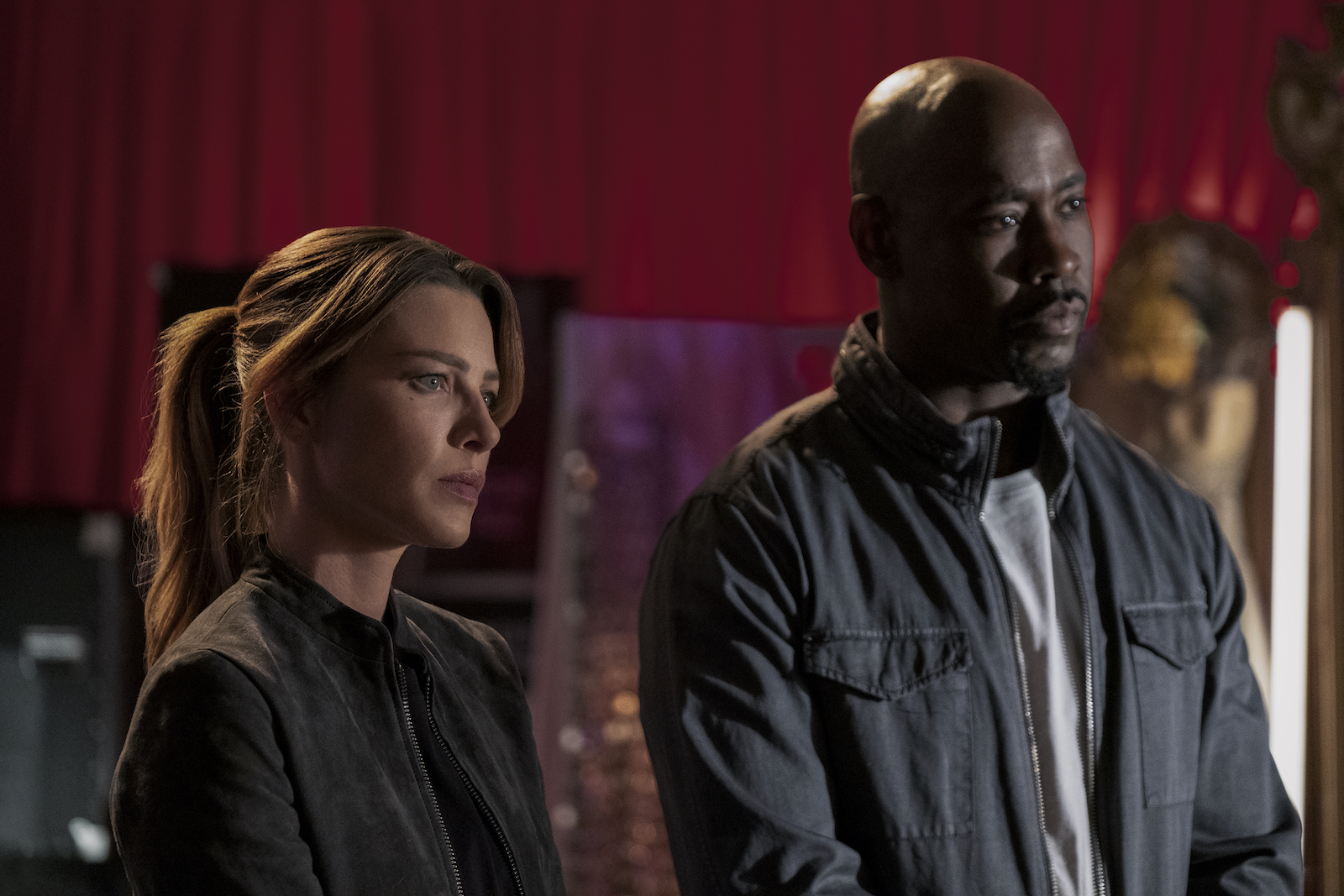 Lucifer Season 5 Episode 5 Review Detective Amenadiel Den Of Geek