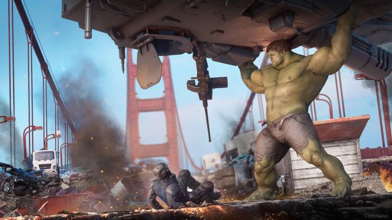 Marvel's Avengers Beta Gameplay