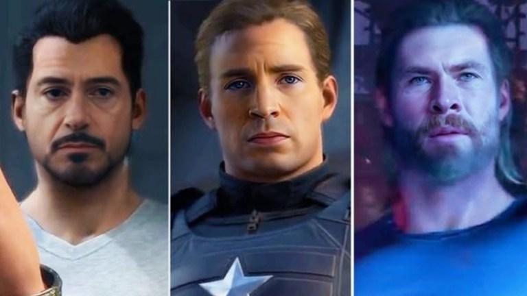 Marvel's Avengers Deepfake
