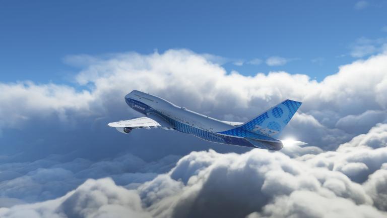 Microsoft Flight Simulatorr