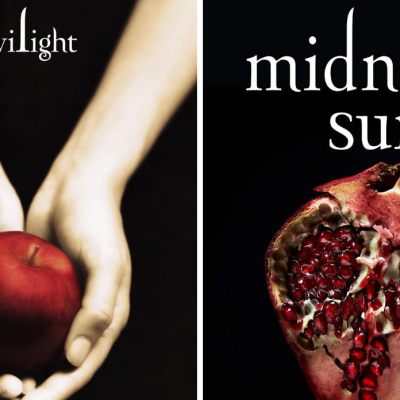 The Covers For Twilight & Midnight Sun